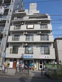 クリオ武蔵新城壱番館外観写真