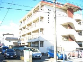 会田コーポ 2号棟外観写真