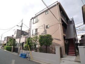 秋田マンション外観写真