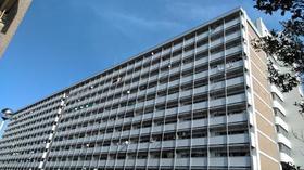 ビレッジハウス向台タワー 1号棟外観写真