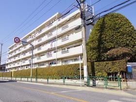 清水山第2パークハイツ外観写真
