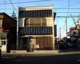 コンフォート三反田外観写真