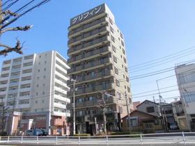 グリフィン横浜・天王町弐番館外観写真