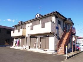 メゾンツユキA棟外観写真