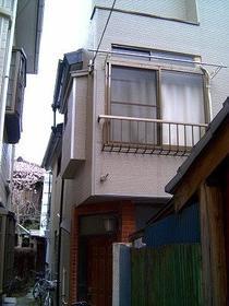 N・本郷荘外観写真