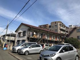 宇田川荘外観写真