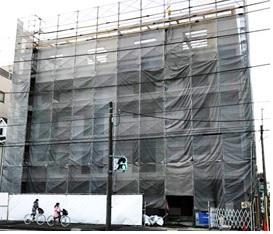 ノブレス横濱蒔田外観写真