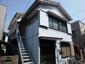 早川アパート外観写真