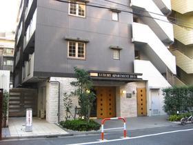 ラグジュアリーアパートメントデュオ神楽坂外観写真