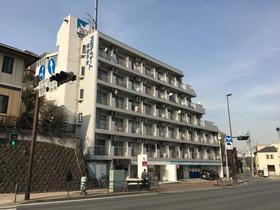 スカイコート横浜子安外観写真