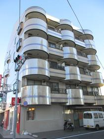 竹ノ塚保木間二丁目ビル外観写真