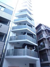 ル・リオン五反田外観写真
