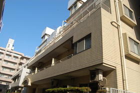 武蔵小杉マンション外観写真