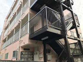 戸田城北マンション外観写真