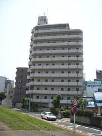 朝日多摩川プラザ外観写真