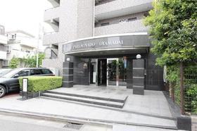 パルミナード尾山台弐番館外観写真