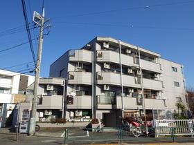 パレ・ドール武蔵野台Ⅱ外観写真