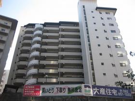 大産桜坂マンション外観写真