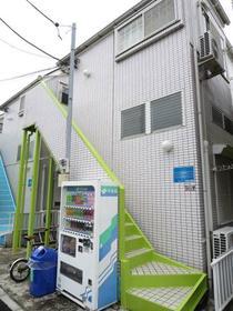 セーラーズ横浜弐番館外観写真