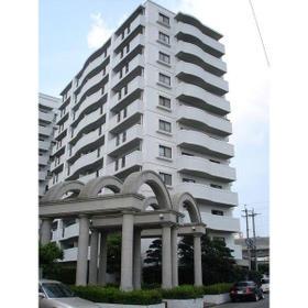 ロマネスク箱崎タワーホームズN棟外観写真