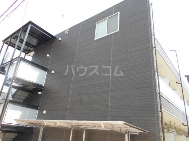 リブリ・川越仙波町外観写真