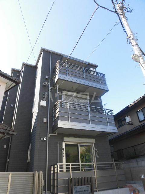 シャーメゾン鎌ヶ谷外観写真