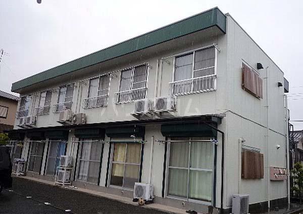 コーポYURAKU外観写真