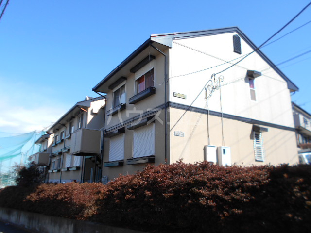 グランコート関山外観写真