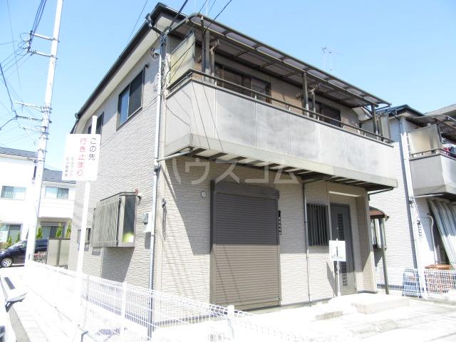 木曽渋谷賃貸住宅A棟外観写真