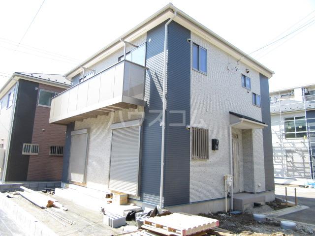 忠生3石川賃貸住宅 B棟外観写真