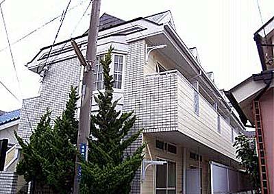 田村アパートメント外観写真