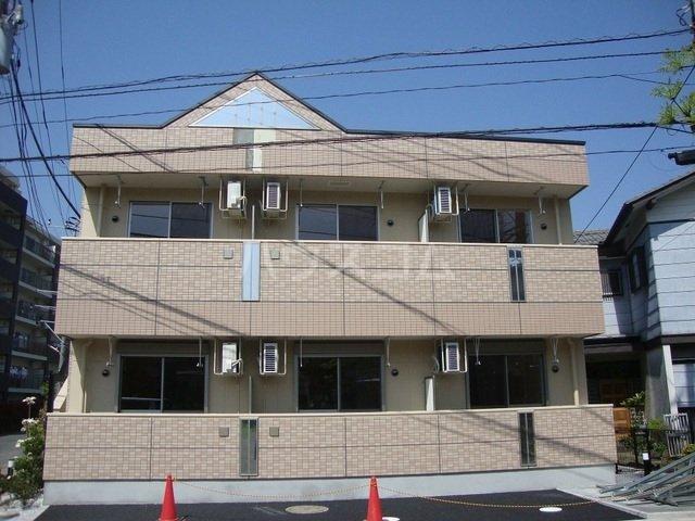 アンブル鎌倉外観写真