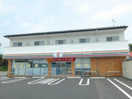 (仮称)愛甲西店舗付共同住宅外観写真