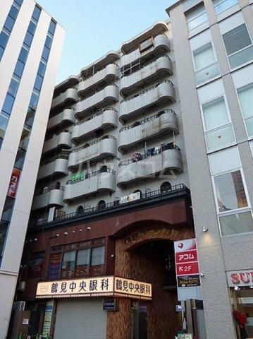 GSプラザ鶴見駅前外観写真