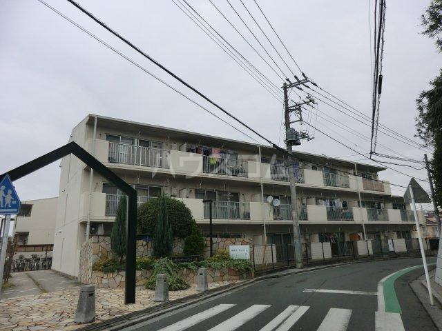 鶴見ガーデンハイム外観写真