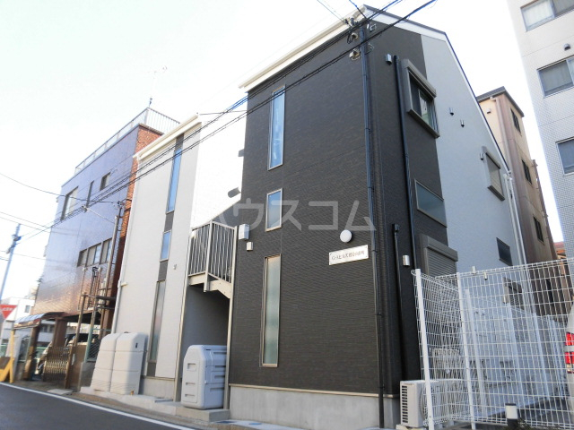 G・Aヒルズ鶴見・向井町外観写真