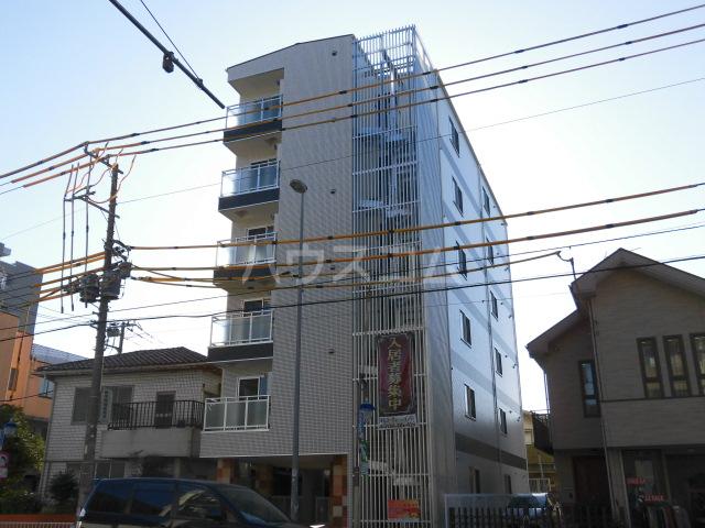 b'CASA Yokohama Tsurumi外観写真
