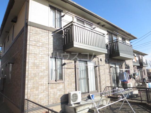 リビングタウン下奈良B外観写真