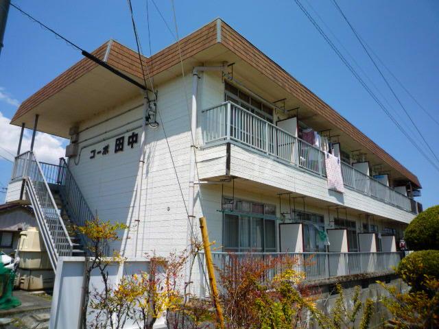 コーポ田中B外観写真