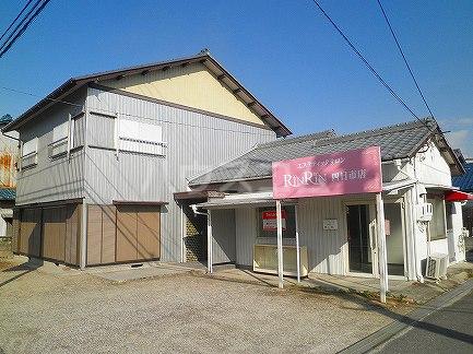 清水町戸建て外観写真