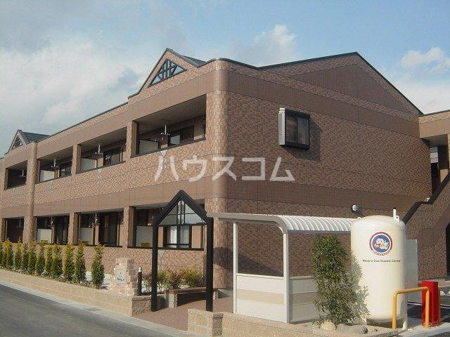 アシューレA・B棟外観写真