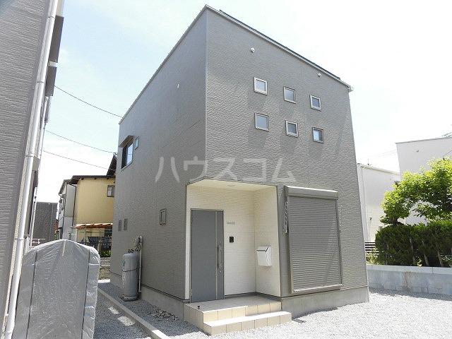 フロル22富田E棟外観写真
