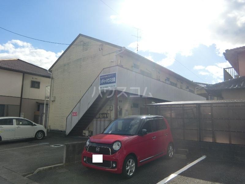 モノクロIKUWA外観写真