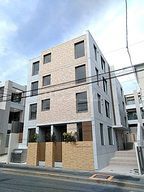 SOU桜新町Ⅱ外観写真