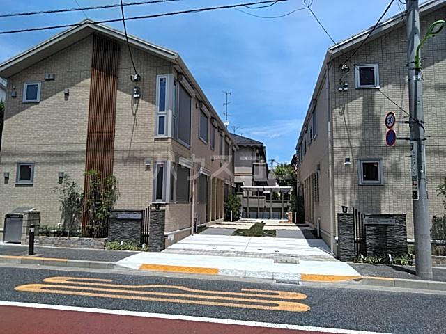 サンシャンテ上野毛外観写真