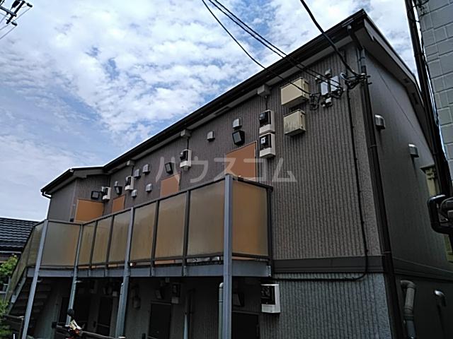 ユーハート横浜霞ケ丘外観写真