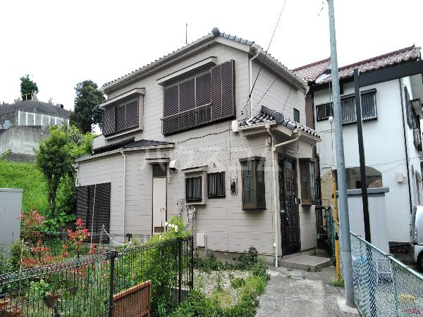 笹堀戸建外観写真