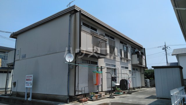 三橋ハイツB外観写真