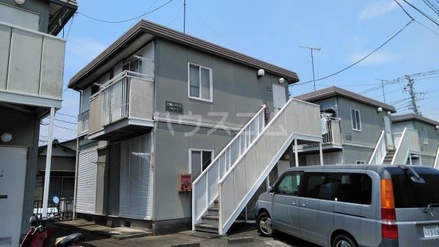 三橋ハイツE外観写真