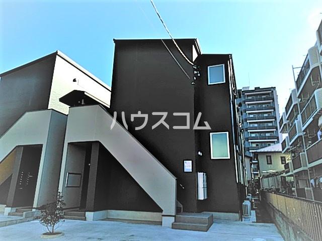 クレスト平塚外観写真